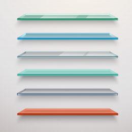 glass-shelves